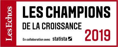 Les champions de la croissance 2019 - Les Echos